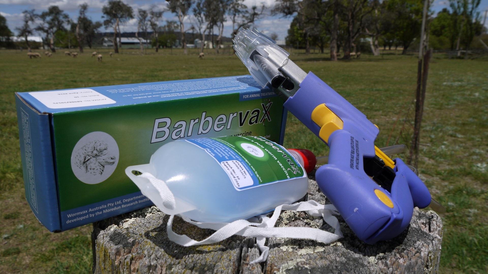 Barbervax product